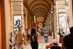 Bologna Italien lizenzfreies stockfoto