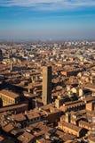 Bologna Italien Arkivbilder