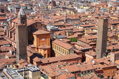 Bologna, Italy Royalty Free Stock Photos