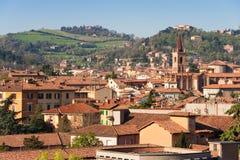 bologna italy Royaltyfri Fotografi