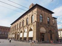 Palazzo del Podesta in Bologna Royalty Free Stock Photography