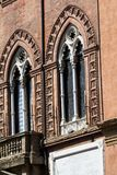 Architecture of Bologna stock images