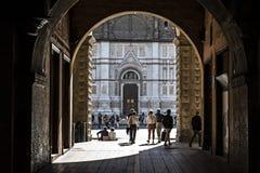 Bologna, Italy, people in piazza Maggiore, central square of the city. Bologna, Italy, people in piazza Maggiore, city central square stock photos