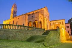 Bologna - Kirche San Michele in Bosco stockfotografie