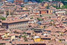 Bologna. L'Emilia Romagna. L'Italia. Fotografia Stock