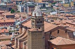 Bologna. L'Emilia Romagna. L'Italia. Fotografia Stock Libera da Diritti