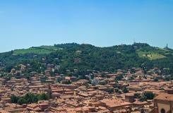 Bologna. L'Emilia Romagna. L'Italia. Immagini Stock