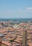 Bologna. L'Emilia Romagna. L'Italia. Immagini Stock Libere da Diritti