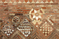 Bologna mosaic Royalty Free Stock Photo