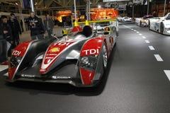 Audi racing car Stock Image