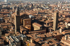 Bologna panorama Royalty Free Stock Photo