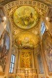 Bologna - presbiterio in San Michele in Bosco Immagini Stock