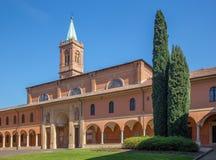 Bologna -  Saint Girolamo church Stock Photography