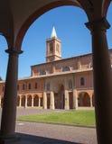 Bologna - Saint Girolamo church Royalty Free Stock Image