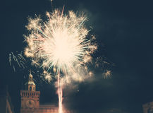 Bologna, San Petronio`s Day, Italy Royalty Free Stock Images
