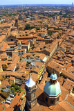 Bologna scenic view Italy Stock Images