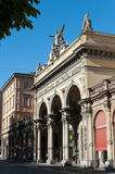 Bologna, theater arena saw Royalty Free Stock Photography