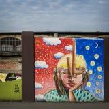 Bologna ulicy sztuka Fotografia Stock