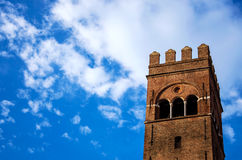 Bologna. View of a landmark in Bologna Stock Images
