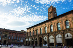 Bologna. View of a landmark in Bologna Royalty Free Stock Image