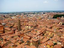 Bologna view Royalty Free Stock Photography