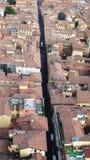 Bologna, w Włochy Obrazy Royalty Free