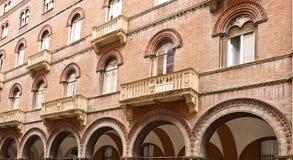 Bologna Windows Stock Images