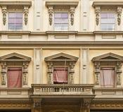 Bologna Windows Royalty Free Stock Photos