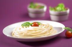 bolognese спагетти Италии Стоковая Фотография RF