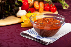 Bolognese Royalty Free Stock Photo