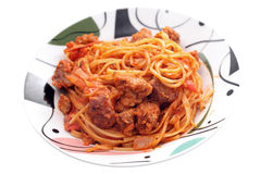 Bolognese Pasta Royalty Free Stock Image