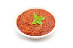 Bolognese Sauce Royalty Free Stock Photography