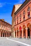 Bolonha, Emilia-Romagna, Itália Imagem de Stock Royalty Free