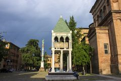 Bolonia, Italia Imagen de archivo
