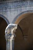 Bolonia medieval Italia del edificio Fotos de archivo libres de regalías