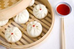 Bolos chineses Fotografia de Stock Royalty Free