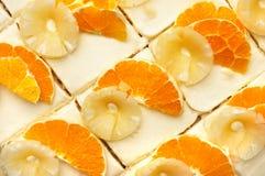 Bolos da fruta imagens de stock royalty free