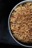 Bolos das morangos da torta Imagem de Stock