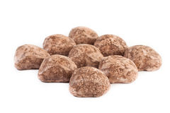 Bolos de chocolate Imagens de Stock