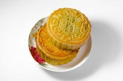 Bolos de lua chineses Imagem de Stock Royalty Free