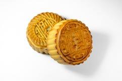 Bolos de lua chineses Imagens de Stock Royalty Free