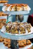 bolos do amendoim Imagens de Stock Royalty Free