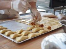 Bolos e pastelaria Fotografia de Stock Royalty Free