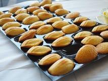 Bolos e pastelaria Imagem de Stock Royalty Free