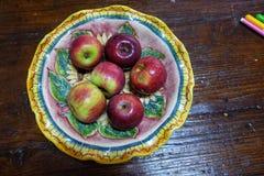 Bols de fruit Photos libres de droits