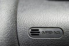 Bolsa a ar do veículo foto de stock royalty free