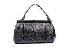 A bolsa das senhoras idosas Foto de Stock