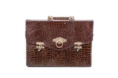 A bolsa das senhoras idosas Foto de Stock Royalty Free