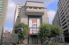 Bolsa de acción de Tokio Japón Foto de archivo libre de regalías