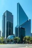 Bolsa de acción mexicana o Bolsa Mexicana de Valores, Ciudad de México Fotografía de archivo